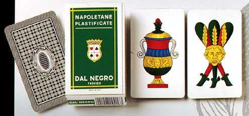 Cavallo re giochi di carte carte napoletane for Due di bastoni carte napoletane